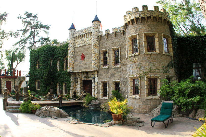 The Hollywood Castle